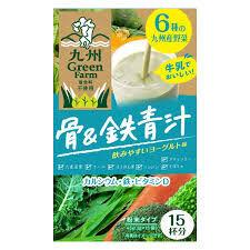 Аодзиру (6 видов овощей) с кальцием, железом и витаминами, 15 уп
