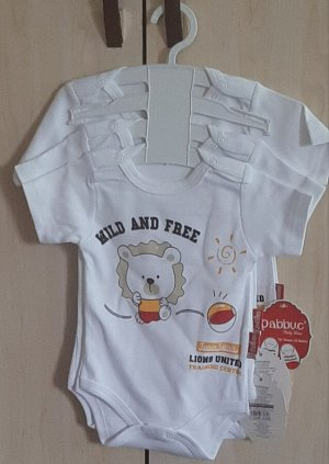 Боди Состав:100% хлопок Ткань:интерлок Боди для малышей: - выполнено из качественного и приятного к телу трикотажа