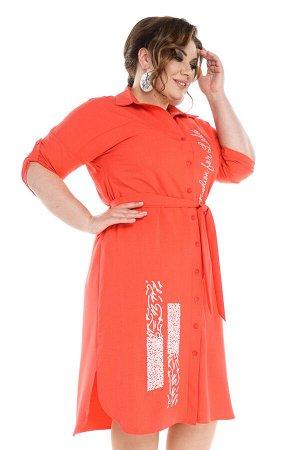 Платье-4741