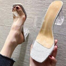 Женская, мужская, подростковая обувь. Большой выбор! Класс! — Босоножки на широком каблуке — На каблуке