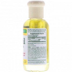 Nature&#x27 - s Bounty, Масло с витамином E, 30,000 МЕ, 2,5 жидких унций (74 мл)