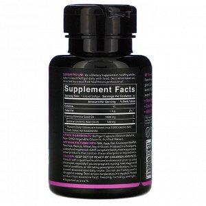 Sports Research, Масло примулы вечерней, 1300 мг, 30 мягких желатиновых капсул