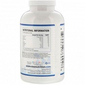 Nu U Nutrition, Комплекс из кальция, магния, цинка и витамина D, 365 вегетарианских таблеток
