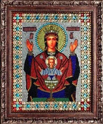 Мир увлечений: бисер, алмазная мозаика, раскраски — Алмазная вышивка (мозаика) «Преобрана» — Мозаики и фреска
