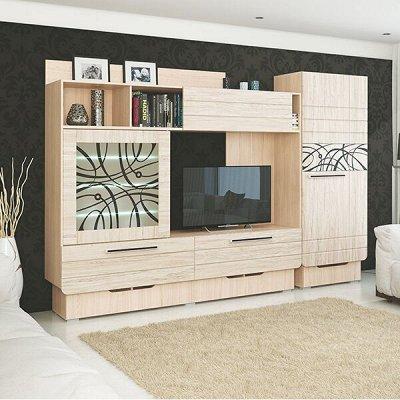 Мир мебели-33 Орг сбор 8%!  Возможна рассрочка — Мебель для гостиной Адель — Гарнитуры
