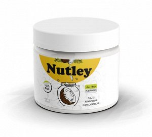 Паста кокосовая классическая 300 г Nutley