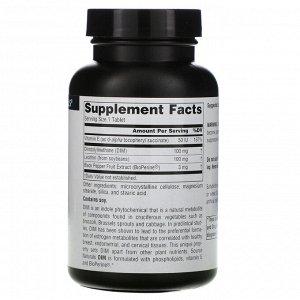 Source Naturals, DIM (дииндолилметан), 100 мг, 120 таблеток