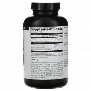 Source Naturals, DIM (дииндолилметан), 100 мг, 180 таблеток