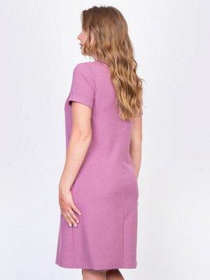 Платье Натали (пепельная роза)
