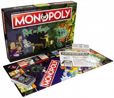 Игромания! Более 2200 настольных игр   — Монополия —  Настольные и карточные игры