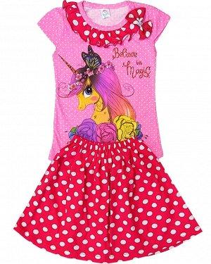 Костюм для девочки Ostona Kids Артикул: UZ2304