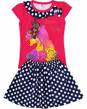 Костюм для девочки Ostona Kids Артикул: UZ2302