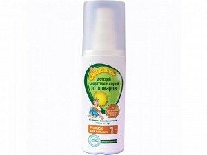 Мое Солнышко Средство Репеллентное Спрей От Комаров Детский Защитный Фл. 100Мл