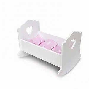 "Кроватка-люлька ""Сердечко"" 43 см"