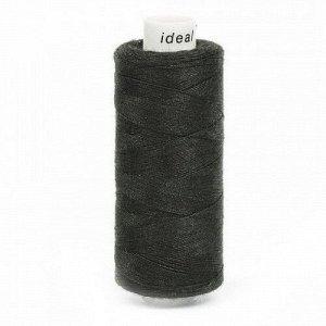 Нитки бытовые Ideal 40/2 100% п/э черный