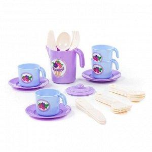 """Набор детской посуды """"Анюта"""" на 4 персоны"""