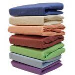 Текстильный рай - Распродажа пледов, штор и полотенец — Распродажа - Трикотажные изделия — Простыни
