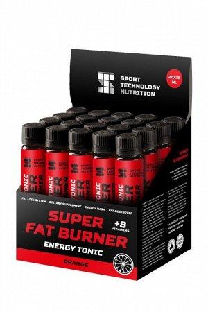 L-карнитин + Гуарана Sport Technology Super Fat Burner - ампула 25 мл