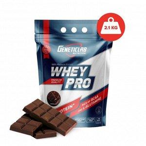 Протеин GENETICLAB WHEY PRO 78% - 2,1 кг