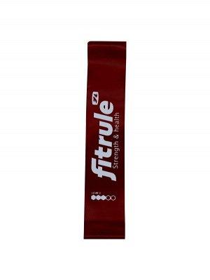 Фитнес-резинка для ног FitRule (Красный 5 кг)