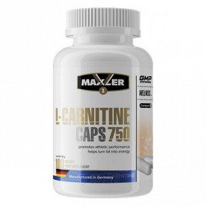 L-карнитин MAXLER L-Carnitine 750 мг - 100 капсул