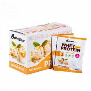 Протеин BOMBBAR WHEY - 1 порция
