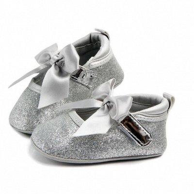 👧 Любимым зайкам 👦 Одежда и обувь для деток 👱♀️   — Пинетки-туфельки — Туфельки