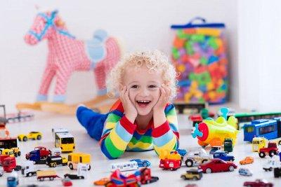 Дети заняты - родители счастливы! Большой выбор игрушек