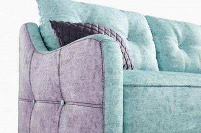 [Egida] Ткани мебельные (Купоны) / Экокожа <Обивка> 🎀  — Ткань обивочная BLISS (Велюр) — Ткани