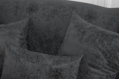 [Egida] Ткани мебельные (Купоны) / Экокожа <Обивка> 🎀  — Ткань мебельная DUGAL (Велюр) — Диваны