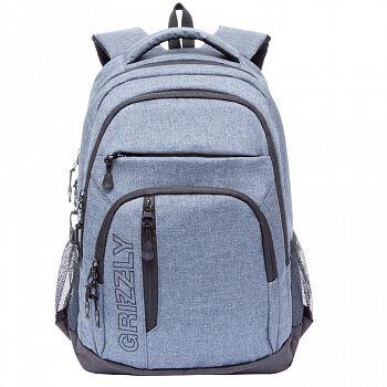 ГриZZли. Рюкзаки и ранцы для школы, пеналы и мешки — Подростковые RU, RD — Школьные рюкзаки