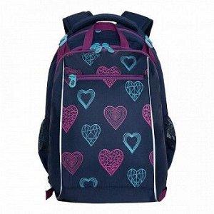 RG-064-1 Рюкзак школьный с мешком