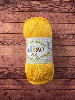 Пряжа для вязания Alize Diva Baby Ализе Дива Беби  цвет №216