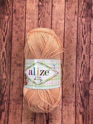 Пряжа для вязания Alize Diva Baby Ализе ДиваБеби   цвет №282