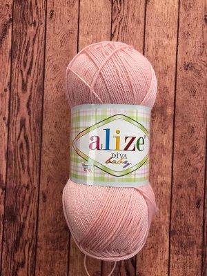 Пряжа для вязания Alize Diva Baby Ализе Дива Беби  цвет №143