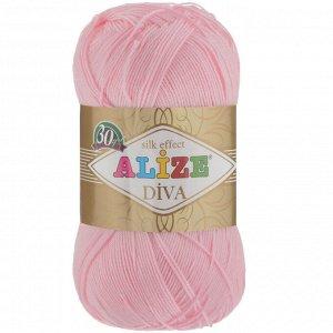 Пряжа для вязания Alize Diva №185