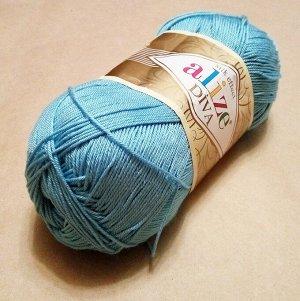 Пряжа для вязания Alize Diva №346