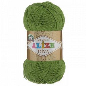 Пряжа для вязания Alize DivaАлизе Дива №210