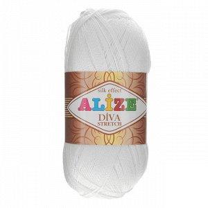 Пряжа для вязания Alize Diva №55
