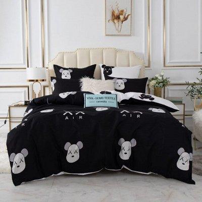 Роскошная постель - залог успешного дня. Новинки! — Модное постельное белье (на резинке)  — Спальня и гостиная
