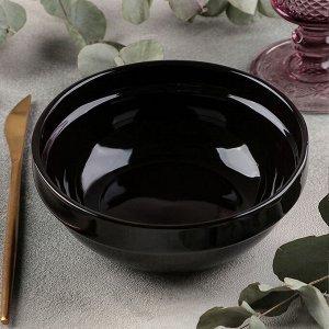 Тарелка Rosa nero, 600 мл, d=15,5 см