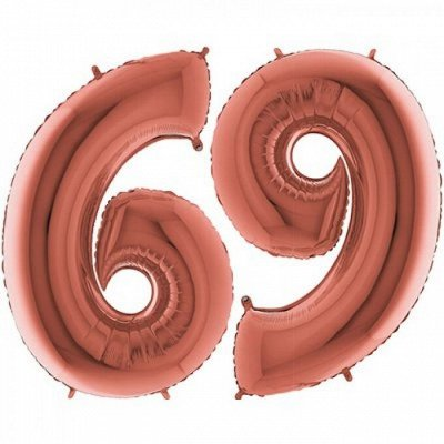 Добрый шкаф-13. Собираемся в школу. — Шары цифры фольгированные — Воздушные шары, хлопушки и конфетти