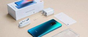 Xiaomi Redmi Note 9S 4/64 Gb синий