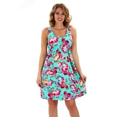 СИНЕЛЬ - для дома трикотажка с 40 до 68 — Сорочки и сауны — Сорочки и пижамы