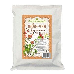 «Иван-чай с боярышником и гинкго»