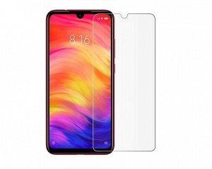 Защитное стекло Xiaomi Redmi 7/7 Pro/Redmi Y3 (тех упак)