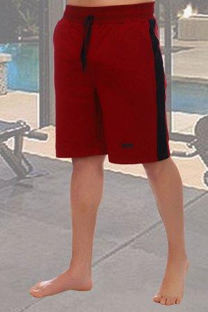 Шорты Бренд: Натали Ткань: Футер с лайкрой 2-х нитка пенье Состав: 74% хлопок, 20% п/э, 6% лайкра Шорты с гульфиком, карман отрезной, низ шорт под загиб, пояс из кашкорсе. Имеется печать