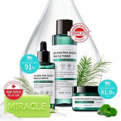 🍒Korea Beauty Cosmetics 🍒Косметика из Кореи🍒 — SOME BY ME - Лидер для ухода за проблемной и чувст. кожей. — Уход проблемной кожи