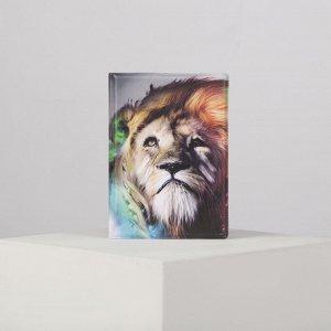 Обложка для паспорта, цвет разноцветный 4732771