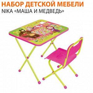 Набор детской мебели NIKA «Маша и медведь»